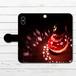#024-014 手帳型iPhoneケース 手帳型スマホケース 全機種対応 iPhoneXS/X ノスタルジック Xperia iPhone5/6/6s/7/8 ノスタルジー Galaxy ARROWS AQUOS HUAWEI Zenfone タイトル:ひなまつり 作:チノリ