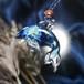 【試作品】イルカのペンダント星のオパール入り 20210608