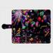 (Android Lサイズ)手帳タイプ:花火の宇宙(KAGAYA)