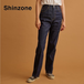THE SHINZONE/シンゾーン・ハイウエストIVYジーンズ