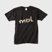 モルT(前バージョン、黒地にモル色)