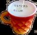 U STARS CLUB/Fire-king Candle/orange