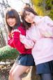 新穂貴城×新穂純麗コラボ  A4サイズ写真パネルType-C