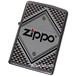 ジッポー・レッド&クロム - Zippo Red & Chrome