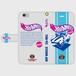 HOP WHEELS 2in MILL  手帳型スマホケース iPhone6/6s