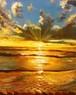 『希望』油絵