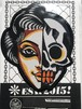 "Toughtimes""SKULL/WOMAN PATCH"""