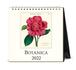 【CAVALLINI】2022 デスクカレンダー/ボタニカ