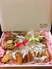 焼き菓子&天然国産杉  コースター2枚 セット