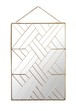 "Geometry Wall Hanging Mirror ""01-L"""