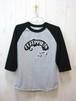 FEATPRINTS 6oz Raglan B/B T-Shirt (フィートプリンツ 6オンス ベースボールTシャツ)