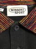 2000's MISSONI SPORT L/S polo shirt