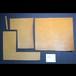 栃木レザーの端切れ 緑2.0-2.3㎜厚(81062512)