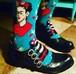 Kahlo Portrait (フリーダカーロ)-SockSmith(ソックスミス)