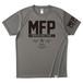 【在庫限りで販売終了】Dry T-Shirt / MFP / Dark Gray