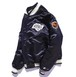 1990's USA製 [STARTER] NHL Los Angeles KINGS ナイロンサテンスタジャン ブラック 表記(XL) スターター ロサンゼルス・キングス