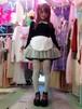 メイド風エプロンスカート/魔法都市東京