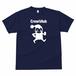GLIMMER ドライTシャツ(ネイビー)