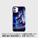 iPhone11,11 pro,11 pro Maxケース(表面のみ印刷:クリア):11_aquarius(kagaya)