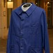 50's BLUE COTTON WORK JACKET
