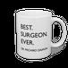 【名入れ可】BEST. SURGEON. EVER.(最高の外科医)マグカップ