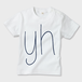 yh Kids T-shirt (WHT)