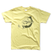 uncle 'B' T-shirt -Yellow-