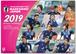 なでしこジャパン 2019壁掛けカレンダー