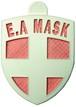 ES-020 エコムエアマスク/色:ピンク