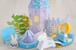 *飾れる紙玩具*雪の国のお姫さま(フルセット)