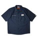 "ANRIVALED by UNRIVALED ""No.13 S/S SHIRT"" NAVY"