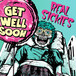 "real sickies / get well soon 12"" COLORED vinyl"