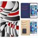 全機種対応 手帳型ケース iPhone Xperia Zenfone Aquos Galaxy Arrows Huawei Digno Raijin JDC196pop
