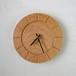木の時計01(Φ240) No16 | 山桜