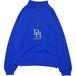 HD Half Zip Sweatshirt (Royal)