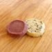 黒ゴマと紫いものクッキー【袋入り各3枚・全6枚】