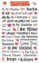 Card captions, Valentine