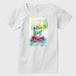 SUPER RICKEY レディースTシャツ 白