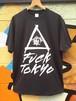 『Respect Tokyo Underground』Tシャツ(Black(スミクロ))
