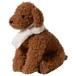 【送料無料】  犬服(ドッグウェア) ペット服 ふわふわニット マフラー アイボリー