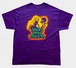 Design by OKAMO×ANGRY FROG REBIRTH T-shirts  Purple