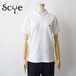 SCYE basics/サイベーシックス・Cotton Pique Polo Shirt