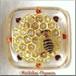 オルゴナイトオブジェ*Honey Bee*