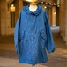 OLD US MILITARY SNOW PARKA INDIGO OVERDYE - 2