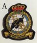 Z16 emblem Aタイプ(裏三点ピン付き)