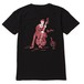 DEADLY DANCE PARTY TEE - BASS (BLACK) /  RUDE GALLERY