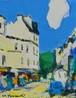 再入荷希望の方ご相談下さい。     山内大介「パリの空」