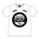 T-GRIP TOKYO × reversal別注コラボドライメッシュシャツ(ホワイト)