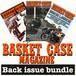 BASKET CASE magazine Back Issue Bundle