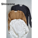 THE SHINZONE/シンゾーン・メッシュサーマル